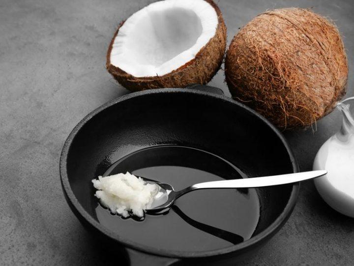 Utilizarea uleiului de cocos în bucătărie