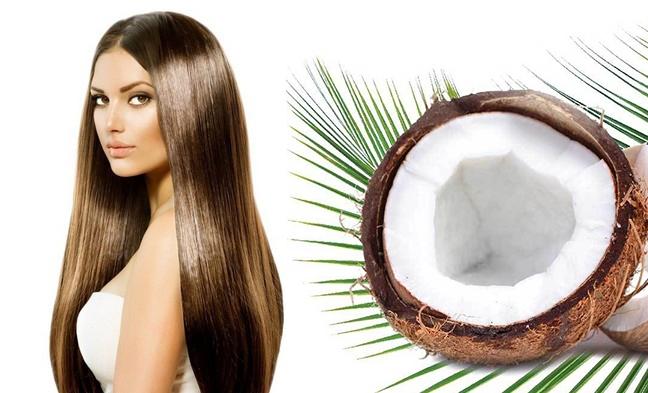 Masca de par cu ulei de cocos