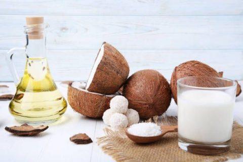 Ulei de cocos pentru barba