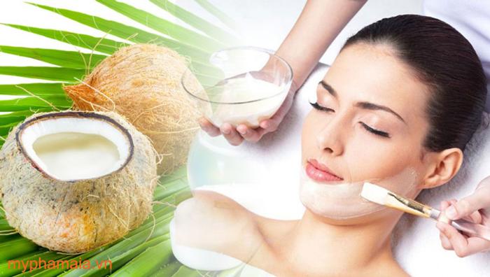 Tratamente și măști cu ulei de cocos pentru ten și păr