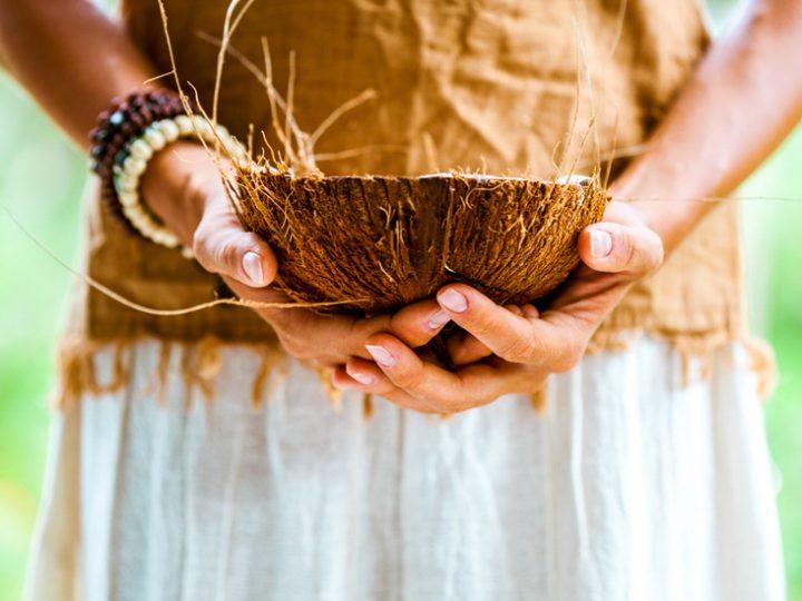 Uleiul de cocos pentru uscăciunea vaginală